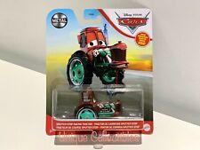 Disney Pixar Cars 3 Sputter Stop Racing Tractor Mattel Die-cast #92