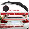 Echte Carbon Fiber Heckspoiler Kofferraumspoiler Spoiler Lippe für BMW 428i 435i