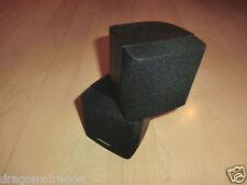 1x Bose acoustimass lifestyle double cube speaker haut-parleur, 2j. Garantie