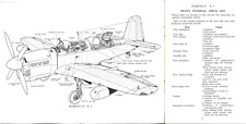 FAIREY FIREFLY RARE MANUALS Mk 7 9 T7 U9 FLEET AIR ARM archived from originals