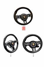 Genuine PORSCHE Multi-function Steering Wheel paldao/marsala red 9710444008U7