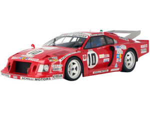 FERRARI 308 GTB TURBO #10 24H DAYTONA (1981) 1/18 MODEL CAR TECNOMODEL TM18-100A