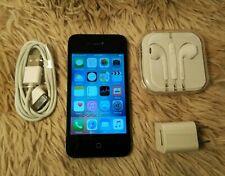 Apple iPhone 4s 12GB Black Unlocked A1387 Sprint