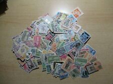 S192/5283 COSTA RICA Sammlung oo in Tüte