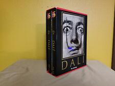 Jumbo Ser.: Dali : The Paintings by Taschen Staff (1998, Hardcover)  2 volume