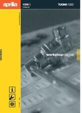 Aprilia Tuono 1000 Workshop Service Repair Manual (0118)