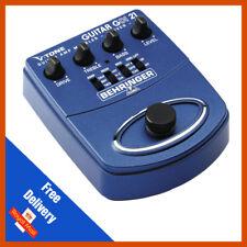 Behringer GDI21 V-Tone Guitar Stomp Box