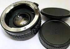 Rokunar 2X Tele-Converter Manual Focus Lens KR KA K for Pentax K1000 or digital