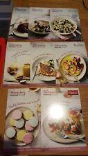 8 Waitrose recipe cards - all February 2016