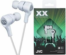 JVC HA-FR100X SILVER Elation XX ear buds In-ear Headphones Original / Brand New