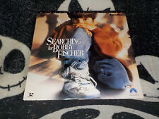 Searching For Bobby Fischer NEW SEALED Widescreen Laserdisc LD Free Ship $30