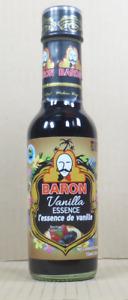 155ml Vanilla Essence / Vanille Essenz ,von Baron aus St. Lucia