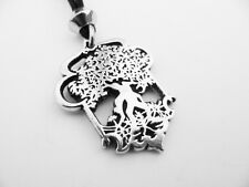The Celtic Tree of Life Pewter Pendant, Norse, Celtic