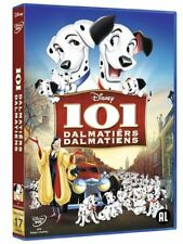 DVD  -  101 DALMATIËRS / 101 DALMATIENS  (DISNEY)  1961  (ANIMATIE)  NEW SEALED