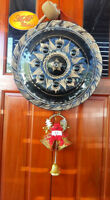 Thai Gongs 40 cm (2 pieces ,Hand-made Handicrafts from Thailand)