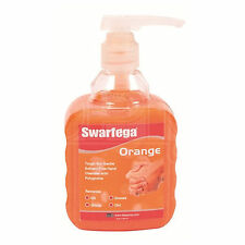 Swarfega Orange Hand Cleaner Gel - 450ml PUMP TOP