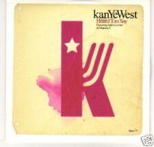 (E545) KanYeWest, Heard 'Em Say - DJ CD