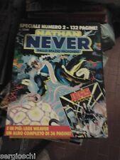 NATHAN NEVER SPECIALE #  2 - DALLO SPAZIO PROFONDO - 1° ISSUE - OTTIMO