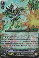 1x Cardfight!! Vanguard Cosmic Hero, Grandleaf - G-BT07/019EN - RR Near Mint