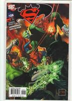 Superman/Batman #29 JLA Green Lantern 9.6