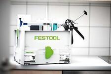 Festool Tool Box Open Top Storage Portable Tool Box with Handles Mobile Tool Box