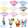 10X Bachelorette Cocktail Penis Dick Sipping Straws Hens Party Favor Supplies