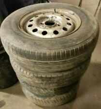 Ford Escort Mk6 Van Steel Wheels Set of 4 13 inch 4x108