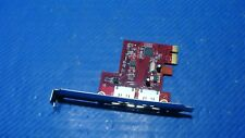 Mac Pro A1289 Early 2009 2 Port SATA 6 Gbps PCI Express eSATA Controller GLP*