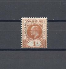 CAYMAN ISLANDS 1905 SG 12 USED Cat £48