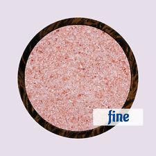 PINK HIMALAYAN ROCK SALT | 10KG | FINE | Table Food Grade Natural Health Pure