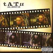 CD single T.A.T.U.   I am about us  2 tracks card sleeve NEW SEALED