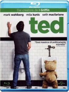 TED MARK WAHLBERG MILA KUNIS SETH MACFARLANE BLU-RAY