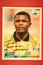 PANINI WC WM FRANCE 98 1998 182 SOUTH AFRICA MOETI WITH BLACK BACK MINT!!