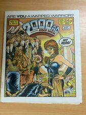 2000AD PROG 461 (15 MARCH 1986) UK LARGE PAPER COMIC - JUDGE DREDD (NEAR MINT)