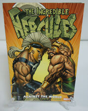 Incredible Hercules Against The World Marvel Comics New Tpb Trade Paperback