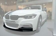 Front Bumper Splitter Matt Black *Genuine BMW* F30 M Performance 51192291364