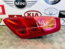 FIAT PUNTO SPORTING 1.9 JTD 2008 O/S/R DRIVERS SIDE REAR LIGHT 51701590