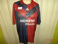 """Girondins de Bordeaux Adidas Heim Trikot 2003/04 """"SIEMENS mobile"""" Gr.L Neu"""