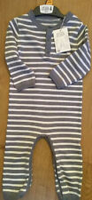🐰 Mothercare Peter Rabbit Knitted Striped All In One Age 9-12 Months 🐰