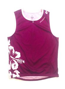 Women's Cycling Jersey, Specialized, Sleeveless, Medium, Half Zip
