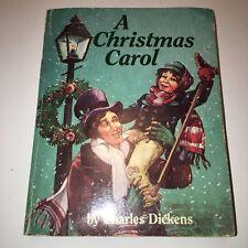 "Vintage: Childrens Story Book ""A Christmas Carol�"
