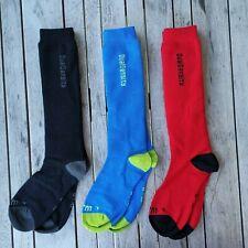 2 Pack XTM Dual Density Mens SKi Snow Merino Socks size 2-8 6-10 11-14