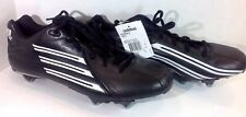 Adidas Men's Size 11 Scorch TRX American Football Soccer Black Cleats Shoes