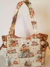 Fall  Scarecrow  Handmade Purse/Handbag