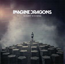 IMAGINE DRAGONS : NIGHT VISIONS / CD - TOP-ZUSTAND
