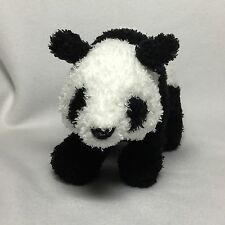 Douglas Black White Panda Bear Plush Soft Toy Stuffed 9""
