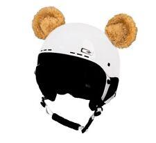 Bären Ohren für Skihelm Bärenohren Helmet Ears Helm Bär Bear Ears Ski Kinder