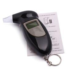 Testeur Alcool Alcootest Ethylomètre Ethylotest Numérique LCD Analyseur Détecteu