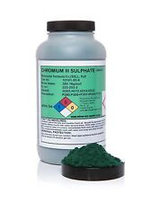 500g Chromium Sulphate - top quality!