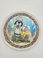 "Fievel Goes West 8"" Plastic Plate Vintage 1991"